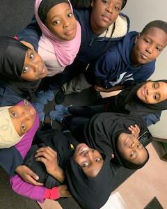 4th Grade students