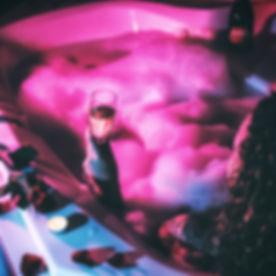 Champagne Bathtub