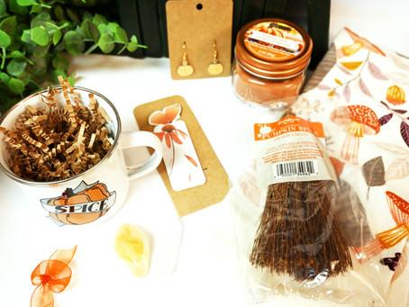 I Love Pumpkin Spice!