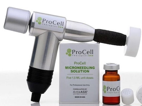 ProCell Microchanneling Treatment Face & Neck