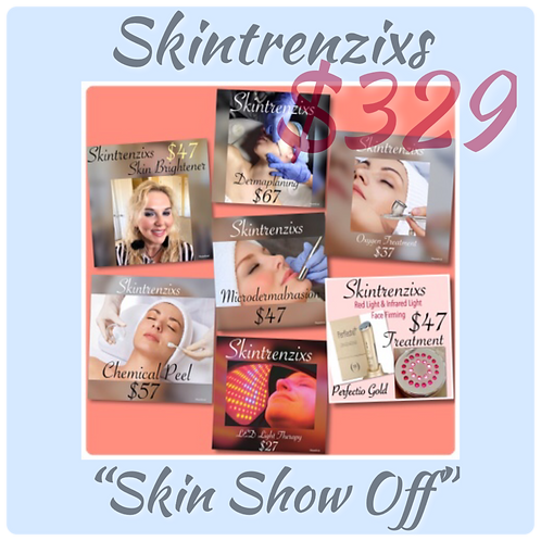 Skin Show Off - Skintrenzixs Skin Stacker