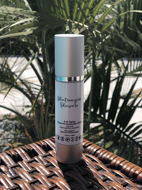 Anti-Aging Tripeptide Sunscreen SPF 30