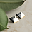 Thumbnail: Black stud earrings