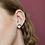 Thumbnail: Grey earrings S