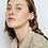 Thumbnail: Black platinum earrings S