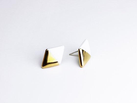 Geometric earrings