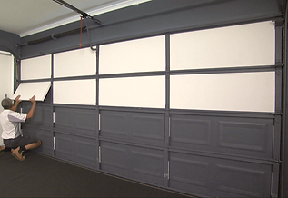 garae door insulation installation in Ormond Beach, FL