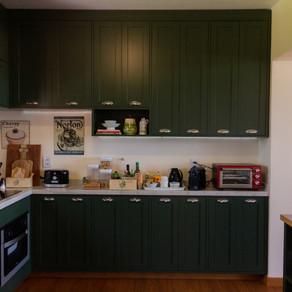 Você sabe como tornar sua cozinha mais funcional? Parte 01