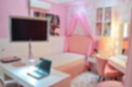 • Todo Rosa •_ O quarto rosa de Sofia nã