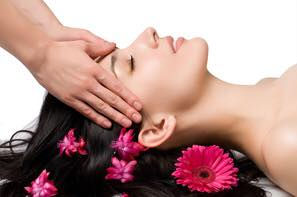 Indian Head Massage - Adult