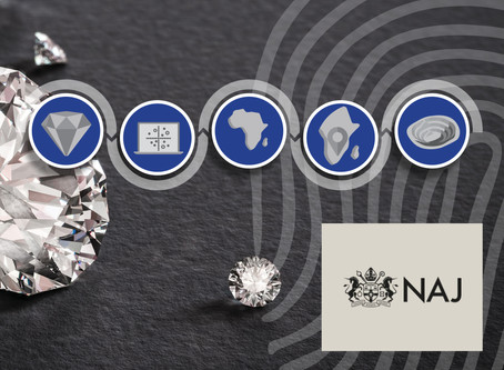 Bringing Transparency to the Supply Chain of Ethically Sourced Diamonds
