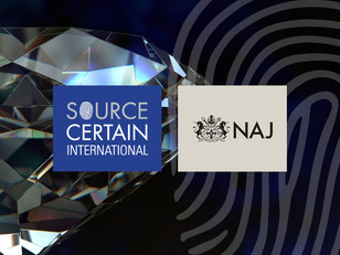 SCI announces partnership with the National Association of Jewellers UK
