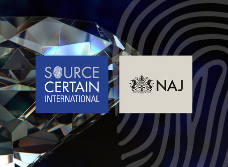 Source Certain International Announces Partnership With the National Association of Jewellers UK