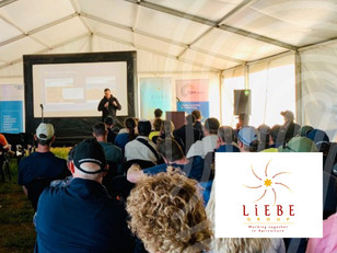 Cameron Scadding Guest Speaking at Liebe Group's Spring Field Day in Latham, Western Australia.