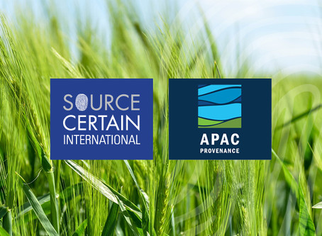 Source Certain joins Technology Providers to Form APAC Provenance