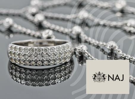 SCI joins the National Jewellers Association UK Webinar