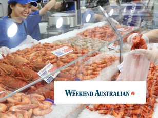 The Australian: Australia's Prawn Industry Adopts Source Certain Forensic Technology