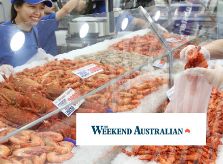 Australia's Prawn Industry Adopts Source Certain Forensic Technology