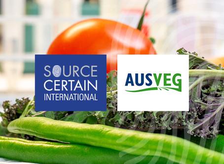 Source Certain International Announces Partnership withAUSVEG