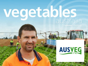AUSVEG: Vegetables Australia Magazine Editorial Feature