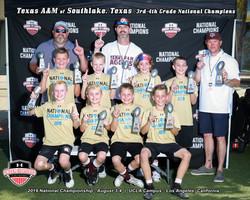 3-4th Grade National Champions