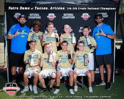 5-6th Grade National Champions