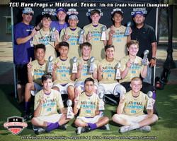 7-8th Grade National Champions