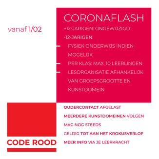 code oranje coronaflash 2020-2021_02_Tek