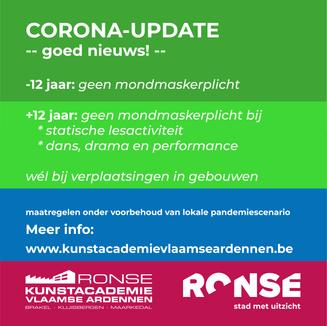 Corona-update 24 augustus 2021