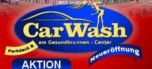 Car Wash am Gesundbrunnen Center