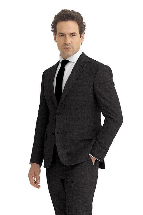 Grey Solid Suit