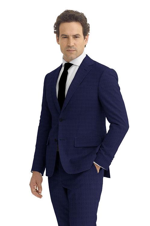 Royal Blue Nailhead Suit