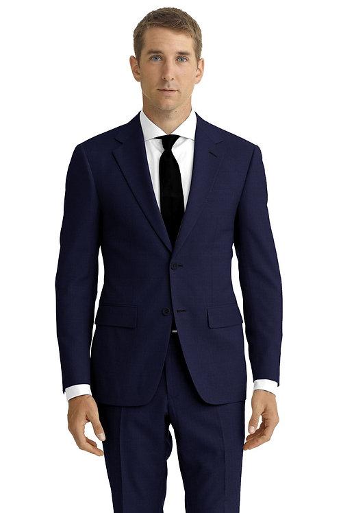 Royal Sharkskin Suit