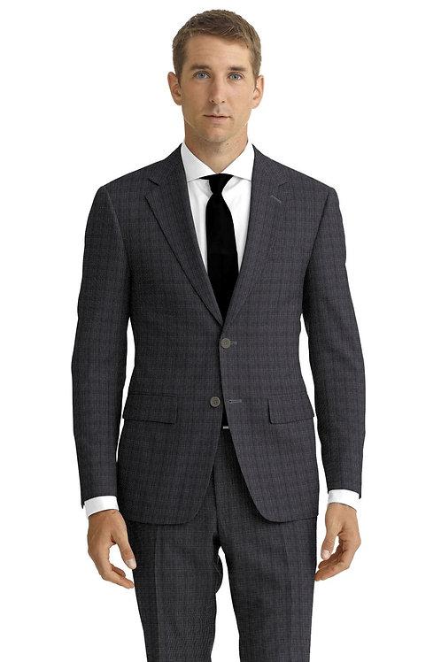 Light Grey Nailhead Suit