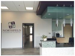 Northfields Veterinary Hospital logo