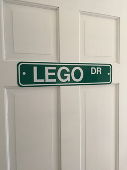 Now entering...Lego Dr.