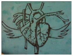 Heart w/ Wings