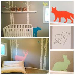 Vivian's Color Pop Woodland Nursery
