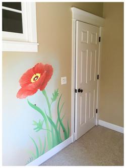 Lila's Flower/TreeHouse room!