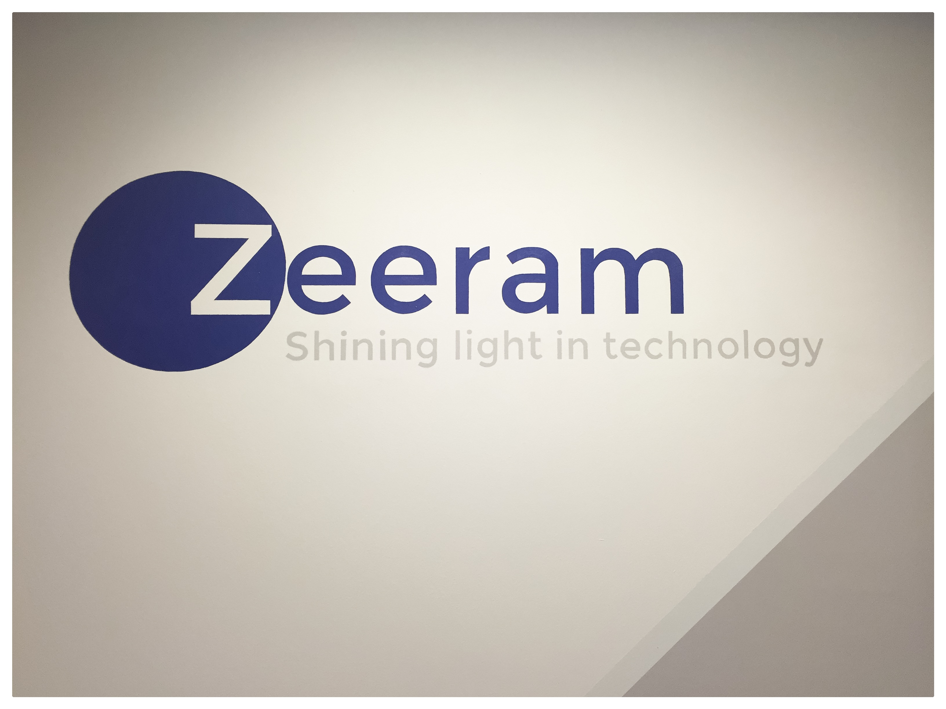 Zeeram Corporate Logo