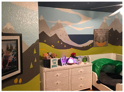 Elliot's room!