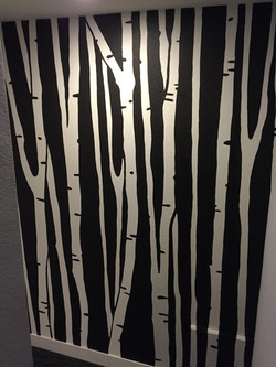 Birch Trees for Brian and Zachary