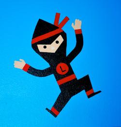 Levi loves Ninjas!