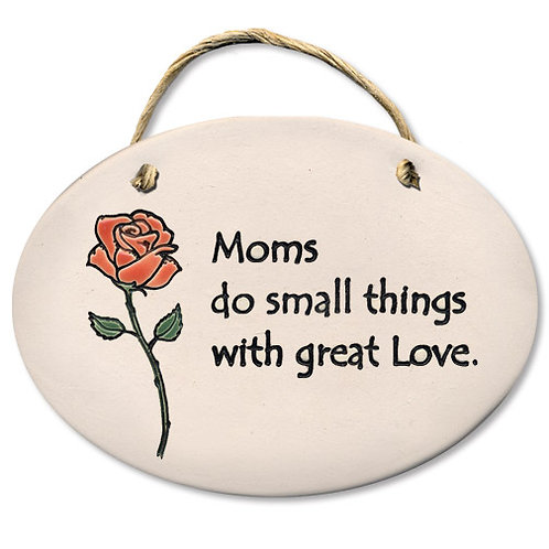"""5""""x7"""" Imprinted Wall Plaque"""