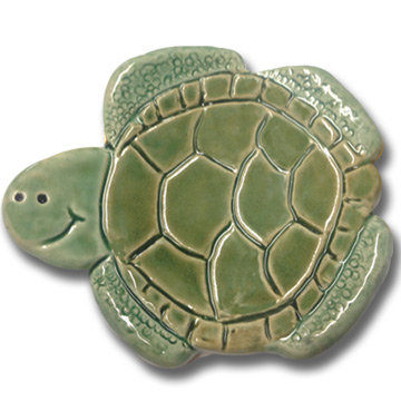 "3"" Mini Sea Turtle Dish"