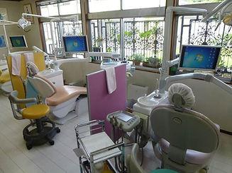 歯医者診察台