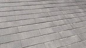 大津町K様邸(築20年)屋根洗浄→塗装