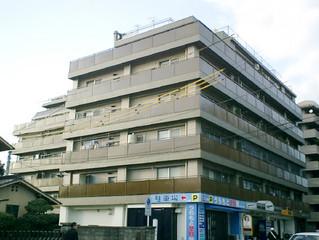 京町台ハイツ 大規模改修工事(熊本)