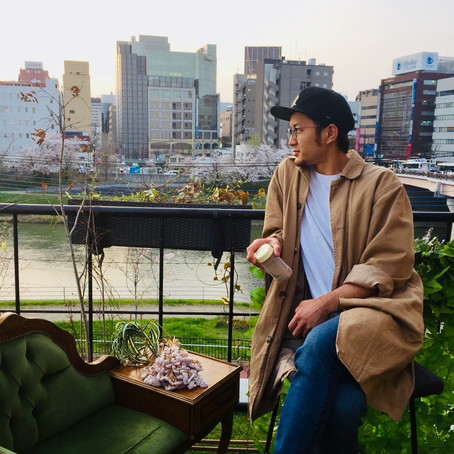 実行委員紹介  ⑰日髙 幸太