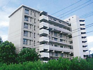 23-世安町団地 外壁修繕工事(熊本)